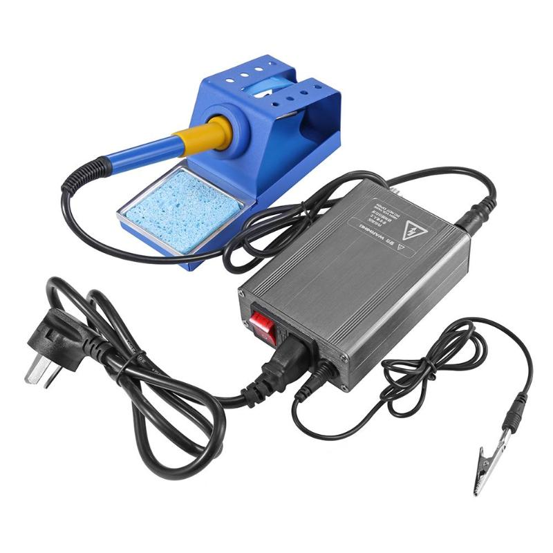 Quick Heating T12 Soldering Station Electronic Welding Iron STC T12 OLED Digital Soldering Iron