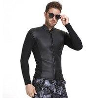 86ea8a69d Extra Large Size XXL Professional Wetsuit 3MM Neoprene Men S Full Long Suit  Keep Warm Jumpsuit