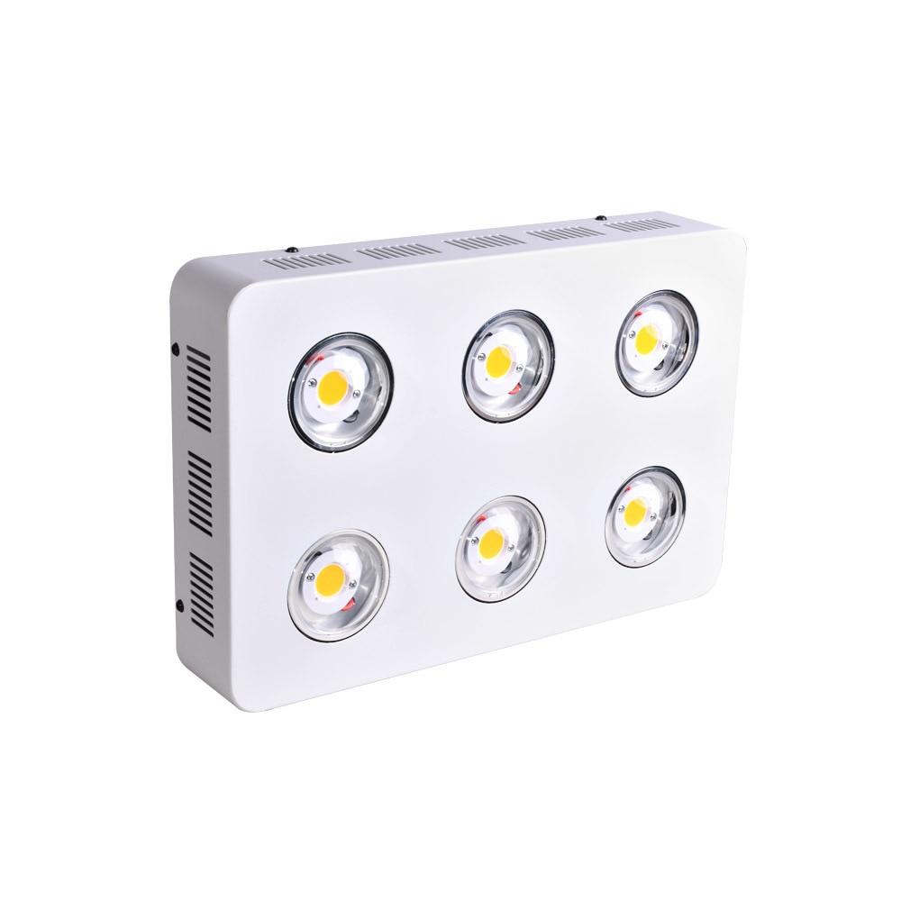 600 W/1200 W/1800 W LED élèvent le spectre complet léger pour la serre d'intérieur élèvent des plantes de tente poussent la puce du Cree CXA2530 de lumière LED 3500 K