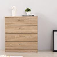 Panana 3/4/5 Drawers Bathroom Organier Chest of Drawers Bedroom Furniture Hallway Storage Shoes Cabinet