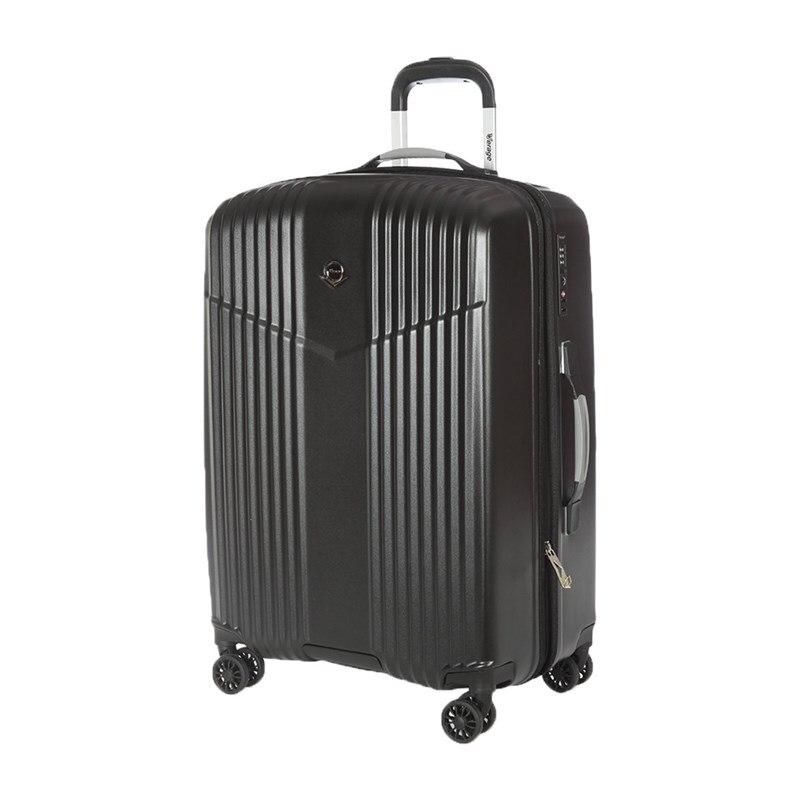 Suitcase-trolley Verage GM17072W24 black suitcase trolley verage gm17072w24 black