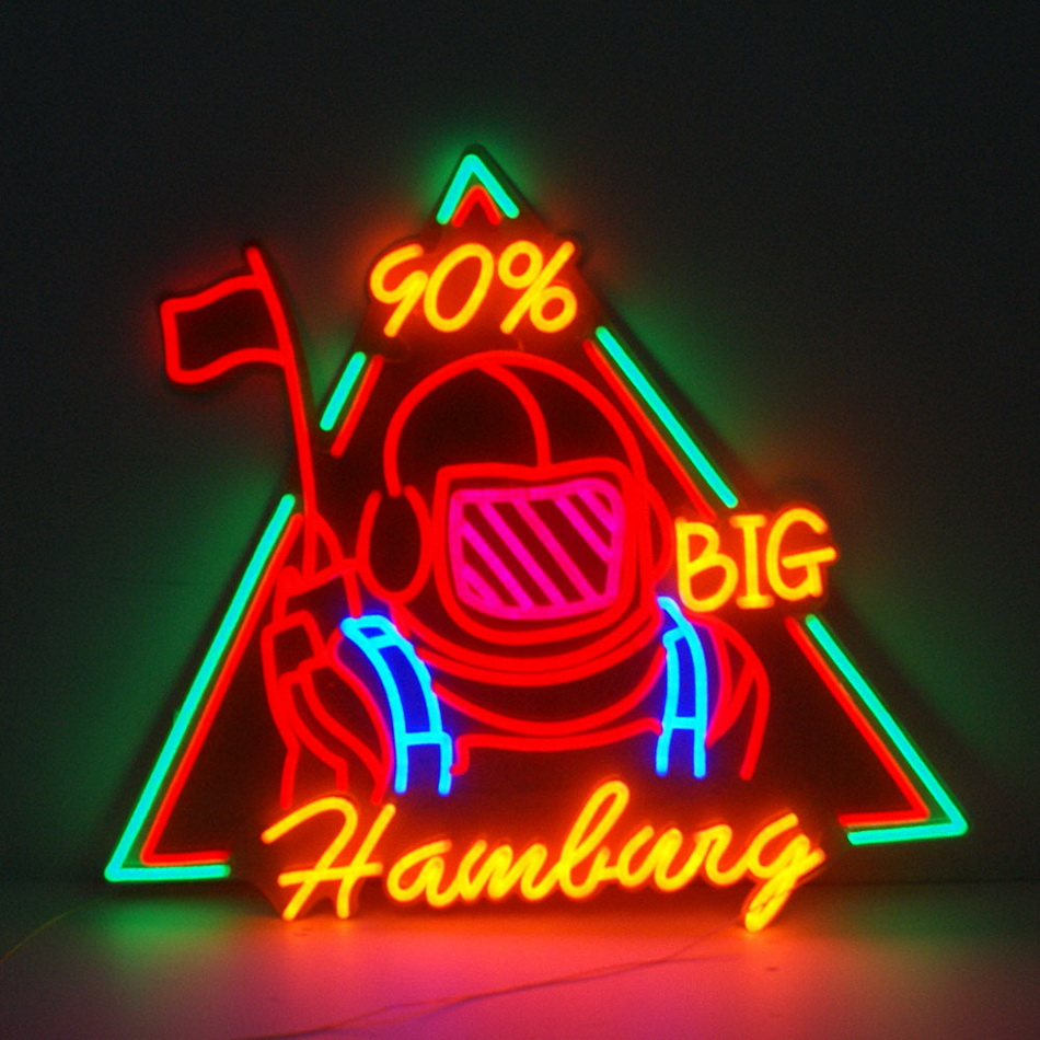 Customized Decoration Led Flexible Neon Letters