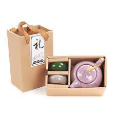 цена на Chinese Kung Fu Tea Set Ceramic Tea pot Porcelain 1 Teapot 2 Tea Cups Of Tea Ceremony Teaware Sets Gift Box