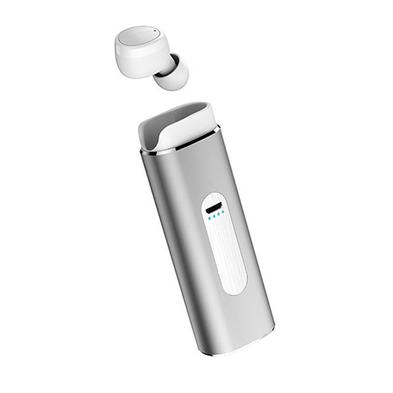 Bluetooth 5.0 écouteurs sans fil stéréo IPX7 étanche Bluetooth casques haute qualité son qualité avec compartiment de chargement - 5
