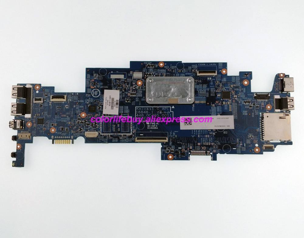 Image 2 - Genuine 923811 601 923811 001 448.0C405.0011 UMA PentN4200 CPU Laptop Motherboard for HP Pavilion x360 11 11 AD 11M AD Series PC-in Laptop Motherboard from Computer & Office