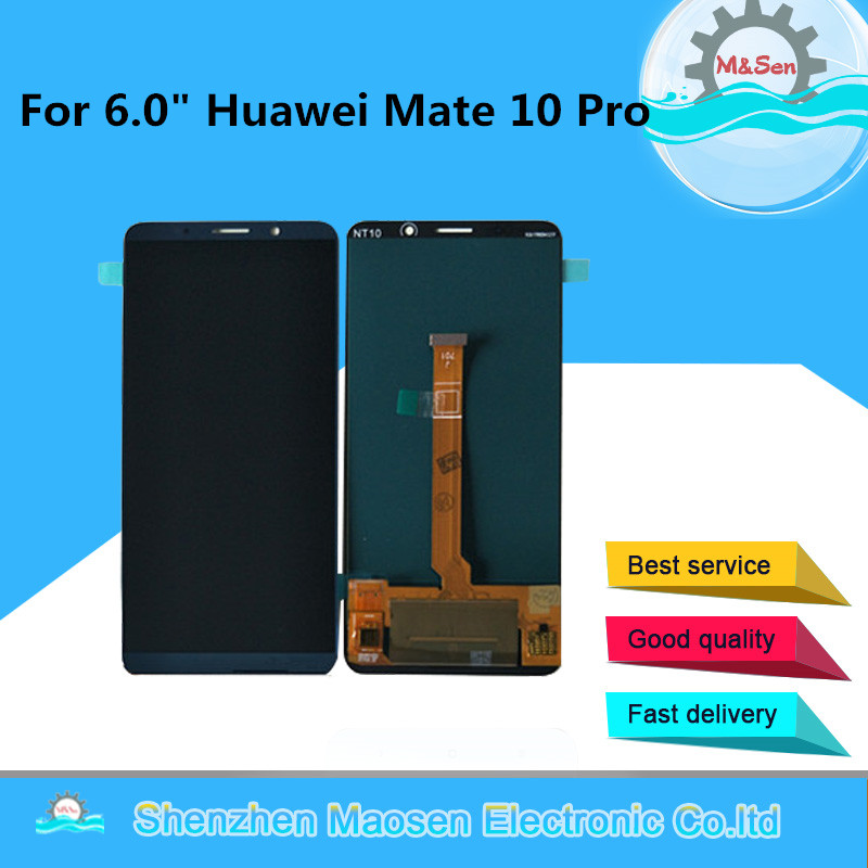 M Sen For 6 0 Huawei Mate 10 Pro IPS LCD Screen Display Touch Panel Digitizer