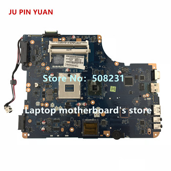 JU PIN YUAN K000092510 LA-5321P mainboard For Toshiba Satellite L500 L550 Series laptop motherboard All functions fully Tested