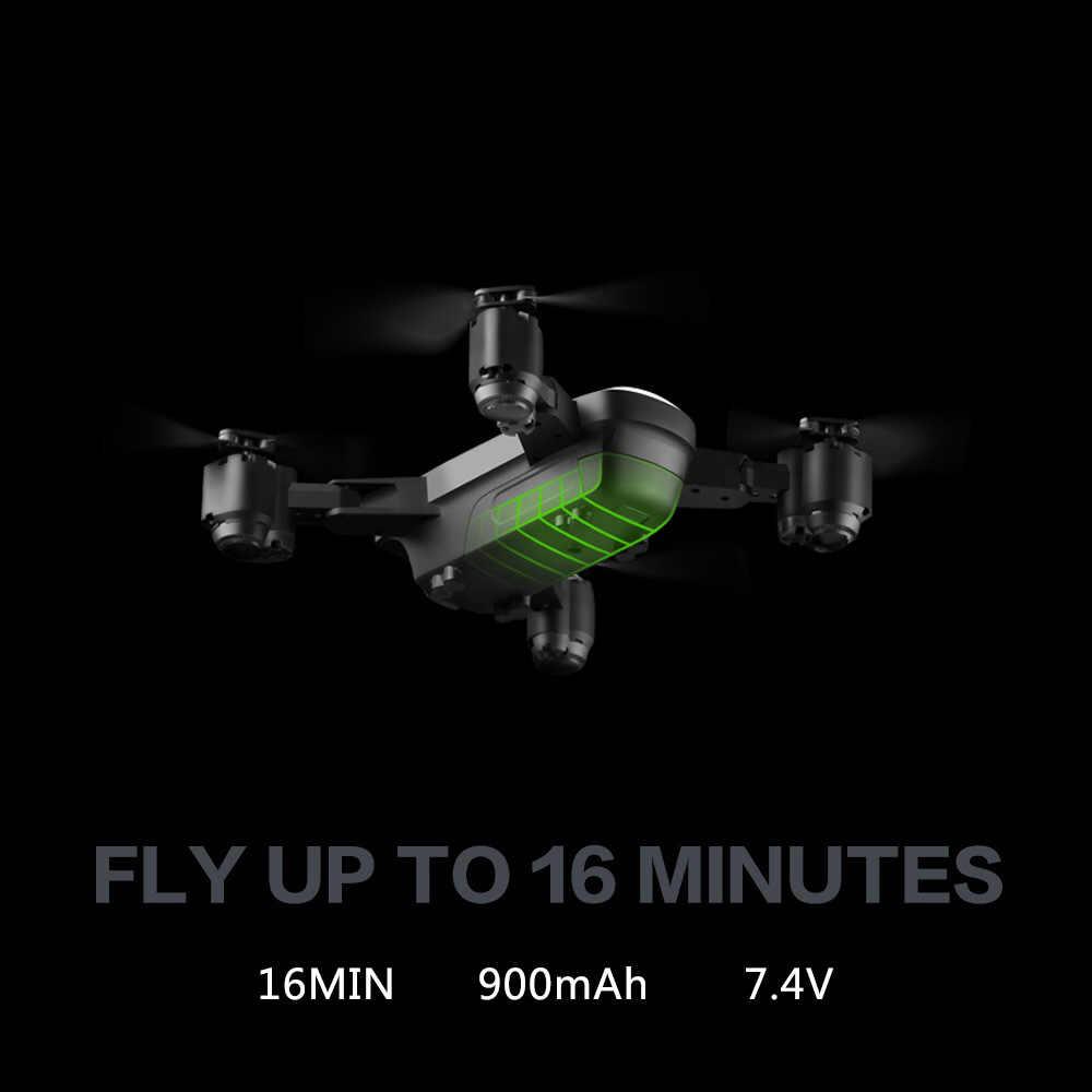 3.7V 1800mAh のためのモジュール化 SMRC S20 RC ドローン Wifi FPV Quadcopter 部品