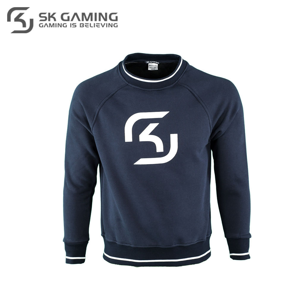 Hoodies & Sweatshirts SK Gaming FSKSSHIRT17BL0000 Sweatshirt mens men esports DOTA2 CS:GO hoodies