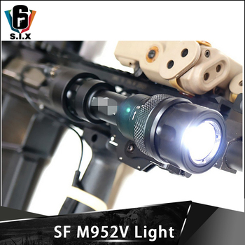 Element Softair Weapon Hunting Light M952V Flashlight 380Lumen Tactical Gun Light