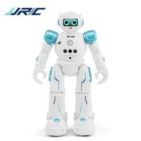JJRC R11 RC Robot Intelligent Programmable Walking Dancing Combat Defender RC Robot Spare Parts Toy Gift for Children Kids Toys