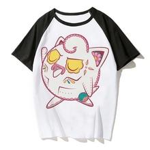 8996759f Jigglypuff Men T-shirts designs tshirt Men brand clothings fitness tops tee  Summer White t shirt MR2473