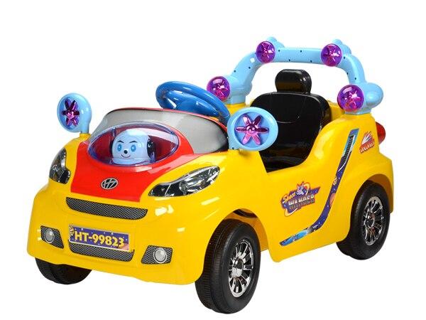 Speciale Prijs Kinderen Elektrische Enkele Drive Auto Vierwielaandrijving Afstandsbediening Kan Zitten Auto Jongens Meisjes Baby Speelgoed Auto Bevorder De Productie Van Lichaamsvloeistof En Speeksel