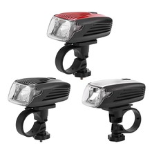 Waterproof LED 260LM Bicycle Light Cycling front light USB Rechargeable Bike Headlight 5 lighting modes Riding Safety Lamp(China)