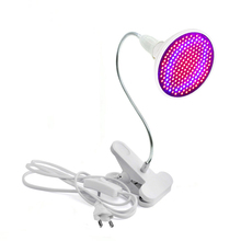 Led Red Blue Beauty Lamp Instrument Acne Spot Whitening Photon Rejuvenation Hydrating Practical Skin Care Tools