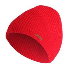 Unisex invierno cálido de punto sombreros no Strhy suave sombreros negro  gris oscuro vino rojo ¿ f3e4fbd3645
