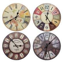 Popularne Duże Okrągłe Zegary ścienne Kupuj Tanie Duże