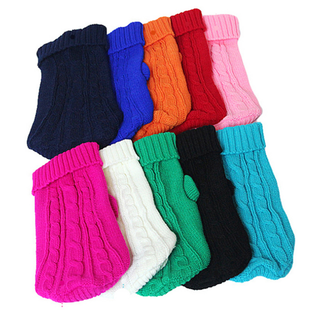 Dog Clothes For Large Small Dogs Cat Clothing For Pet Dog Coat Sweater Dogs Jacket Chihuahua Cotton Pure TShirt Cat Vest Costume 3