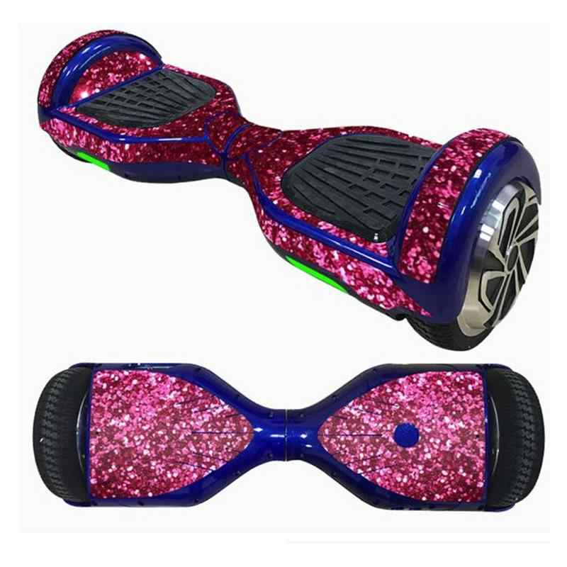 6.5 Inch Elektrische Scooter Sticker Hoverboard Gyroscooter Sticker Two Wheel Self Balancing Scooter Hover Board Skateboard Sticker