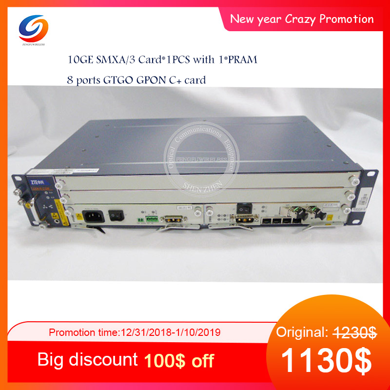 Cellphones & Telecommunications Original Hua Wei Ea5801 Gpon Olt Xg-pon Ea5801-cg04 Ftth 10g Pon Box-shaped Olt Fttb Hotsale Big Clearance Sale