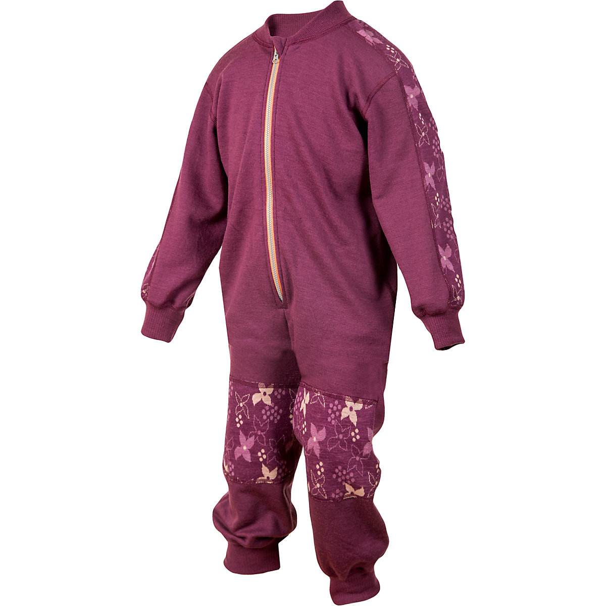 JANUS Rompers 7001501 baby clothing for girls wool girl Warm baby rompers 100