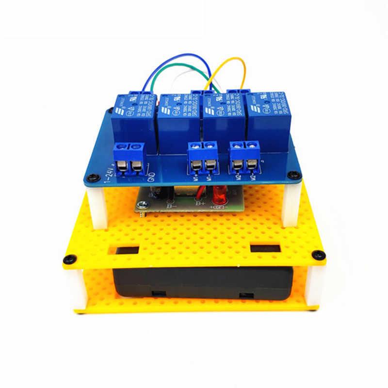 Kleine Hamer 2.4G 4CH Controller Zender Module Voor RC Robot Tank Auto Boot Onderdelen Accessoires