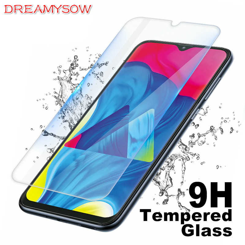 Tempered Glass For Samsung Galaxy A90 A80 A70 A60 A50 A40 A30 A20 A10 A2core Screen Protector For Samsung M20 M30 M10 Cover Film