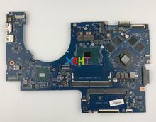 915467 601 915467 001 w 1050/4 GB GPU i7 7700HQ procesora DAG37DMBAD0 do notebooka HP 17  ab 17 W 17T W200 17T AB200 płyta testowany