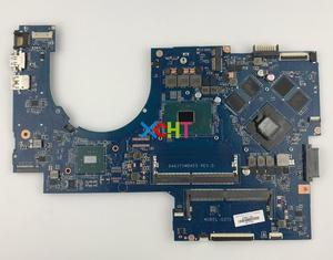 Image 1 - 915467 601 915467 001 w 1050/4GB GPU i7 7700HQ CPU DAG37DMBAD0 for HP Notebook 17 ab 17 W 17T W200 17T AB200 Motherboard Tested