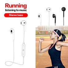 KISSCASE Sport Wireless Earphone Music Earbuds Headset Handsfree Bluetooth Earphone with Mic For Xiaomi iPhone Samsung Huawei