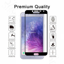 For Samsung J4 2018 Tempered Glass For Samsung Galaxy J6 2018 J400 J400F SM-J400F Protective Film Samung J6 2018 screen cover