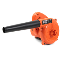 1000W Powerful Fan Dust Collector Electric Air Blower With Air Blowing Suction Adjustable Speed Curved Surface Porous Power Tool
