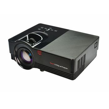 3D Home Cinema Theater Video LED Projector 3500 lumens HD 1080P MP3 Audio TV AV (US Plug)