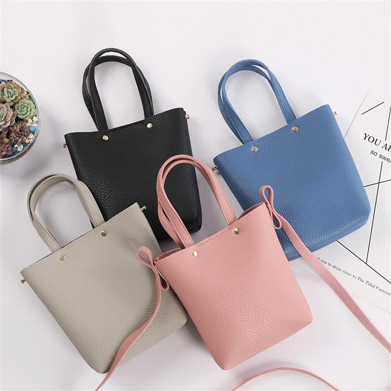 Handbag Casual Cute Small Handbags Totes Mini Mobile Phone PU Women Sling Shoulder Bag Messenger Crossbody Hand Bags Tote Purses handbag