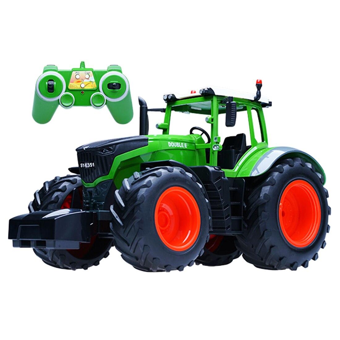 1:16 2.4G RC tracteur agricole tracteurs modèle agriculteur voiture jouet RC camions