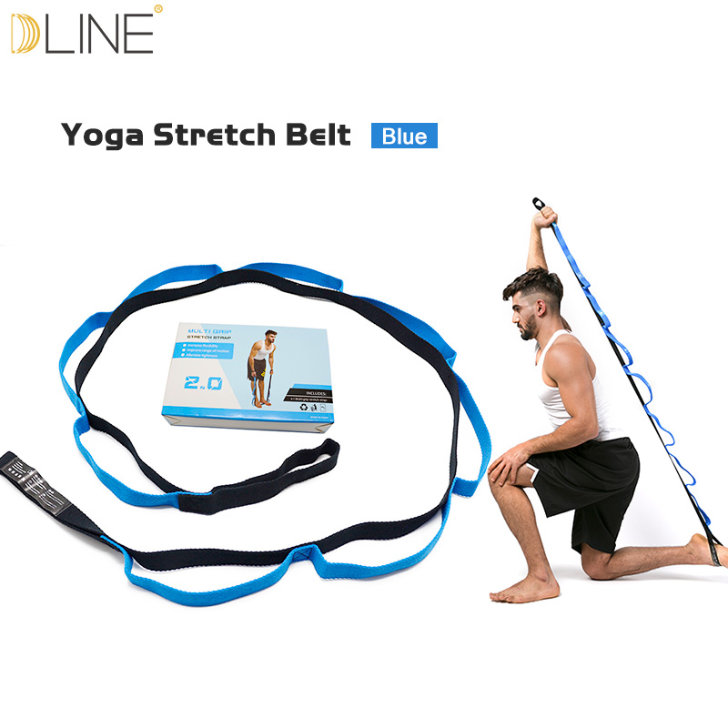 Yoga Fitness & Body Building Sy08 One Pairs Outdoor Climbing Anti-gravity Extend Strap Extender Strap Rope For Aerial Yoga Hammock Swing Yoga Stretch Belt