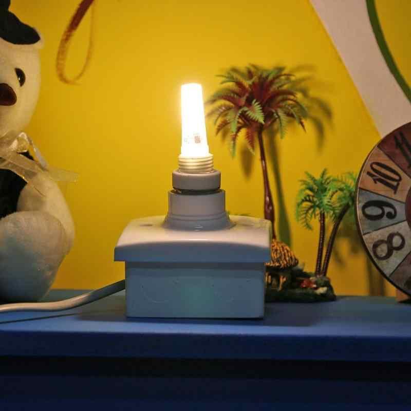 AC 220 V-240 V 9 W COB LED مصباح عكس الضوء توفير الطاقة G4 G9 E14 أضواء لمبة