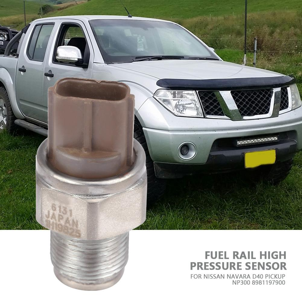 for NISSAN NAVARA D40 PICKUP NP300 8981197900 Fuel Rail High Pressure Sensor