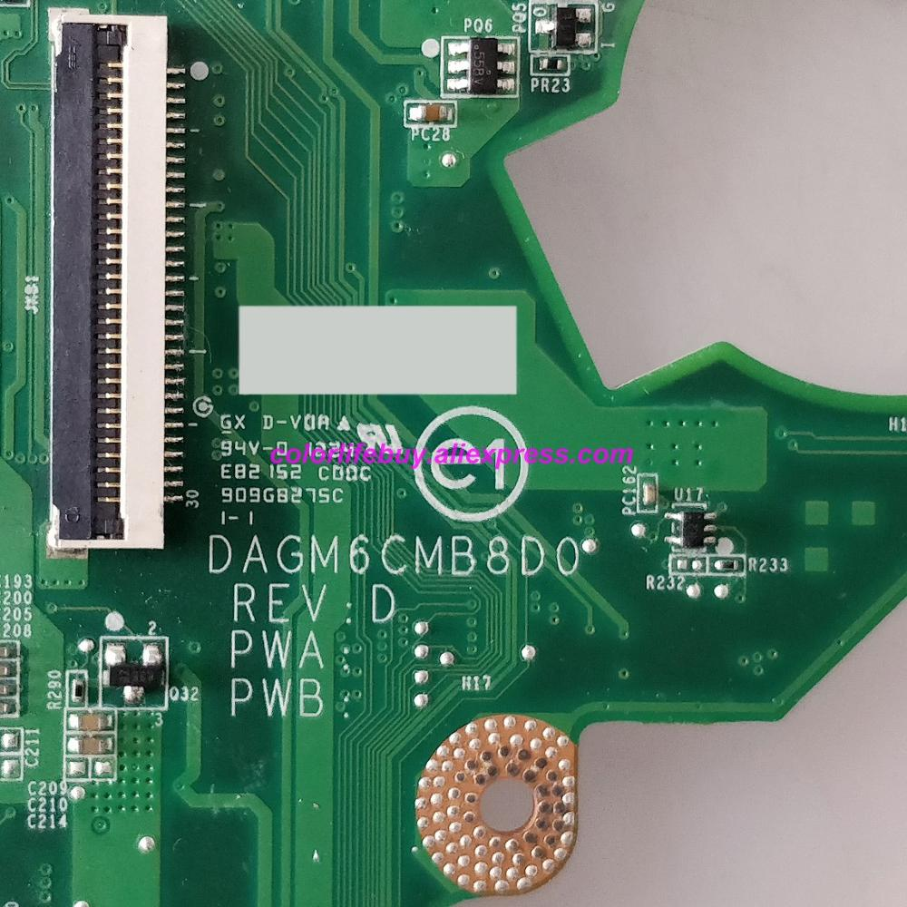 Image 5 - Genuine CN 0714WC 0714WC 714WC DAGM6CMB8D0 GT540M/2G HM67 Laptop Motherboard Mainboard for Dell XPS L502X Notebook PC-in Laptop Motherboard from Computer & Office
