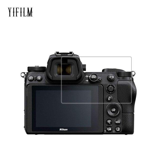 2.5D 9H Vetro Temperato per Nikon COOLPIX Z7 Z6 Z50 P950 D6 D780 D7500 D7200 D7100 D850 D3500 Digitale della macchina fotografica Anti Graffi la Pellicola