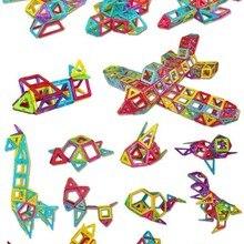 Детские игрушки Магнитный конструктор Строительный набор Магнитный конструктор