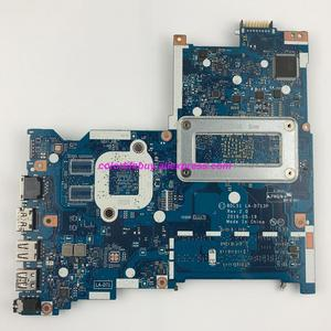 Image 2 - Genuine 902570 001 902570 601 LA D713P UMA w A12 9700P CPU Laptop Motherboard Mainboard for HP 15 ba Series NoteBook PC