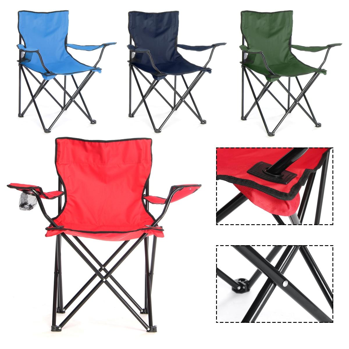 Highlander Traquair Chaise de Camping Pliante