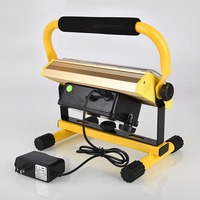 Mayitr 100W 60 LED Portable Rechargeable Work Flood Light Spot Emergency Outdoor Camping Floodlights