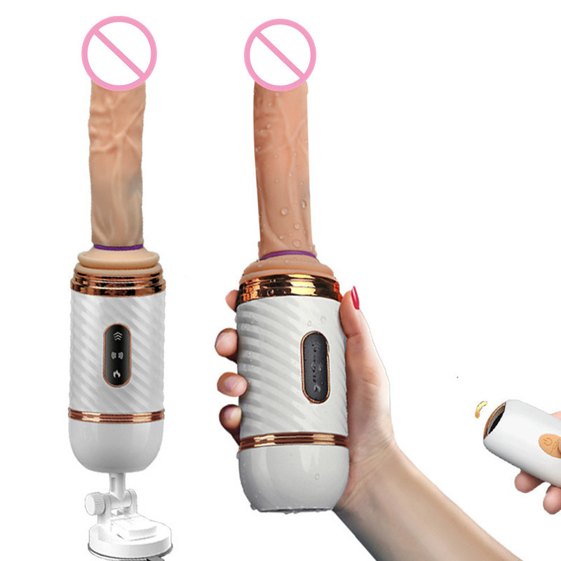 New Remote Control Automatic Penis <font><b>Sex</b></font> <font><b>Machine</b></font> for Women Pumping Gun Thrusting <font><b>Dildo</b></font> Vibrator Female Masturbation Adult <font><b>Sex</b></font> Toys image