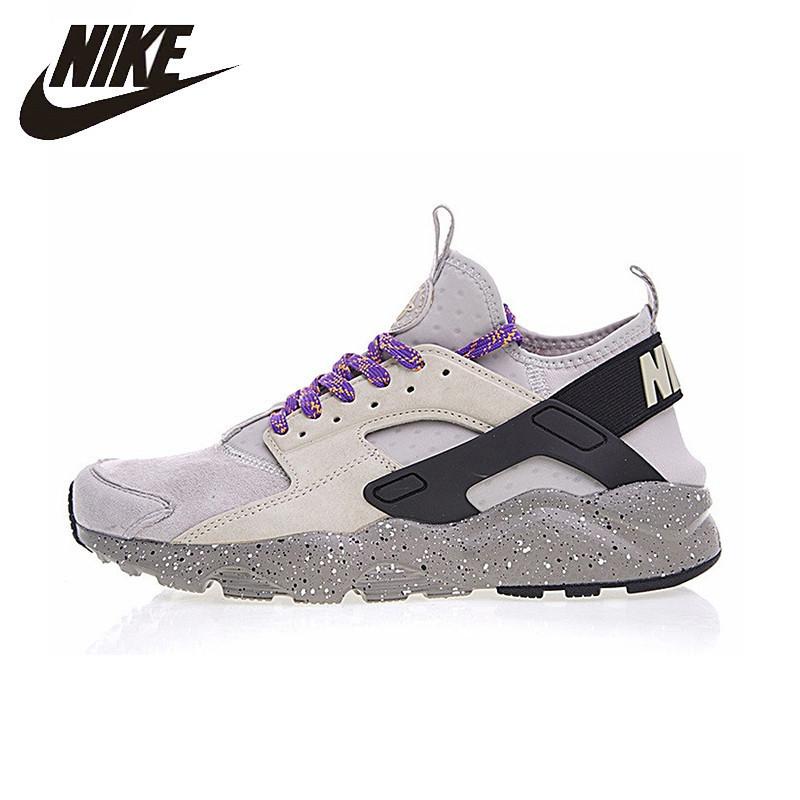 NIKE AIR HUARACHE RUN Women's Running Shoes Outdoor Breathable Sneakers Lightweight Cushioning Sports Shoes #829669 334