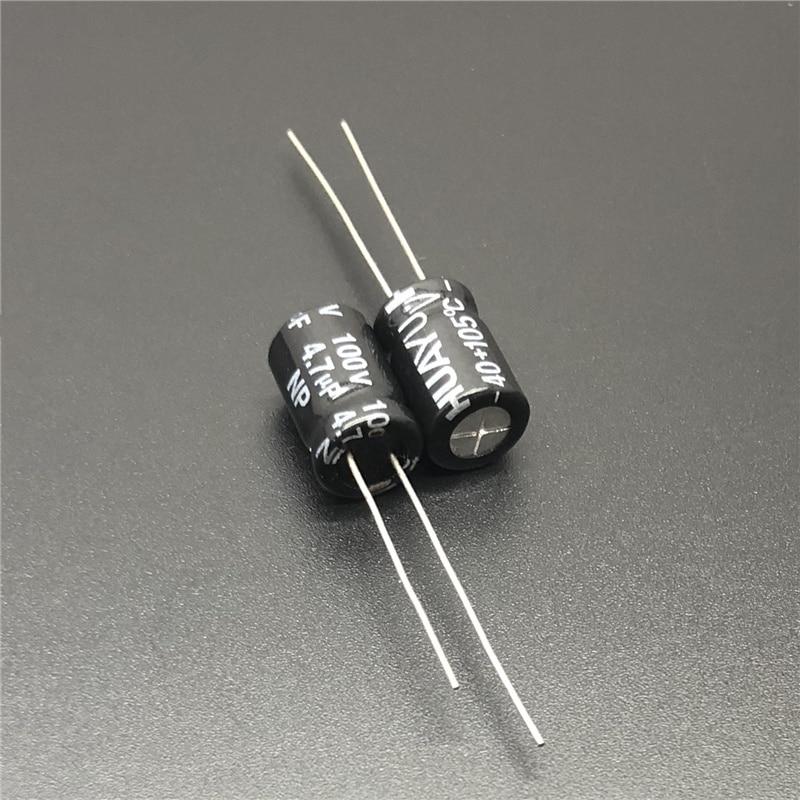 20 un 25V 10uF 25V 5x11mm Condensador electrolítico de aluminio Jamicon SK
