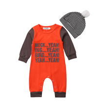 c83d50086 Buy newborn baby long sleeve romper with cap and get free shipping ...