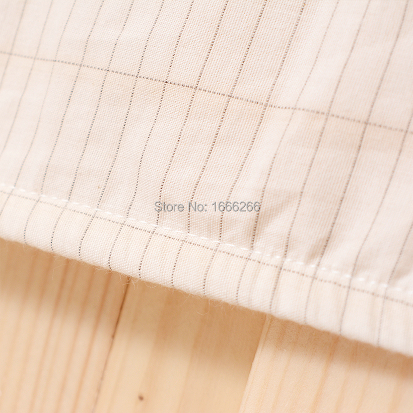 Conductive Anti-static fabric for bed sheet fitted have cableConductive Anti-static fabric for bed sheet fitted have cable