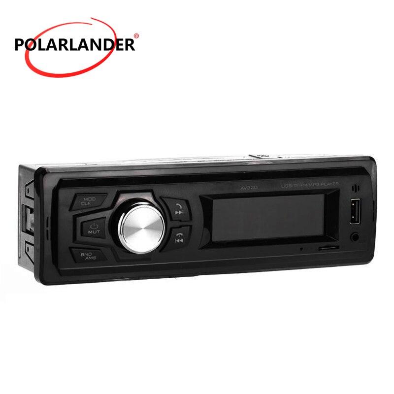 Support USB 12V Car MP3 Player Auto Audio FM Car Kit AV320